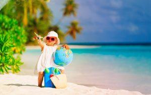 چگونه با نوزادان وکودکان سفر کنیم؟