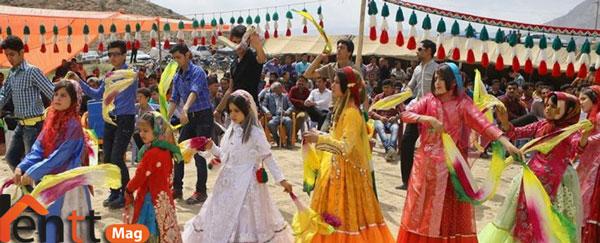 آداب و رسوم عروسی در شهرکرد
